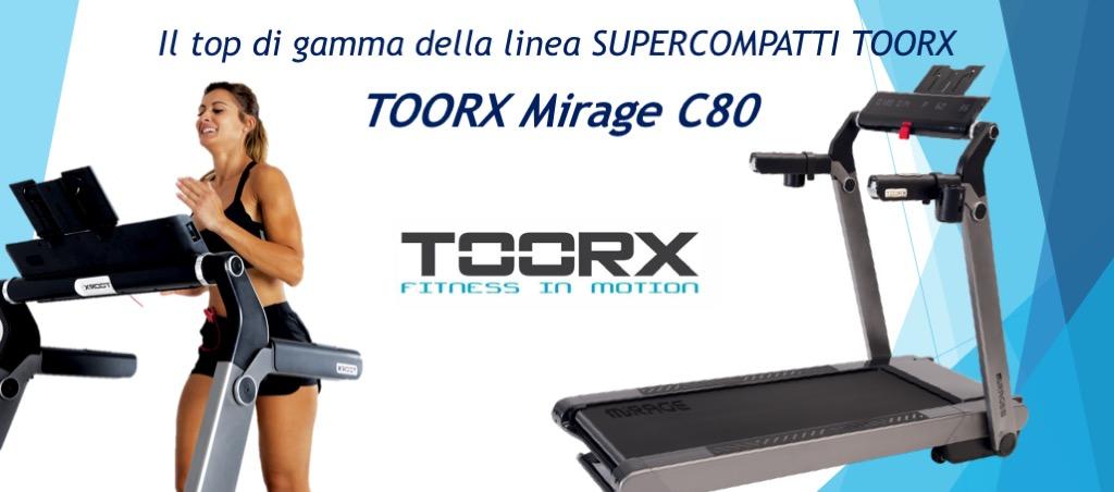 Toorx Mirage C80