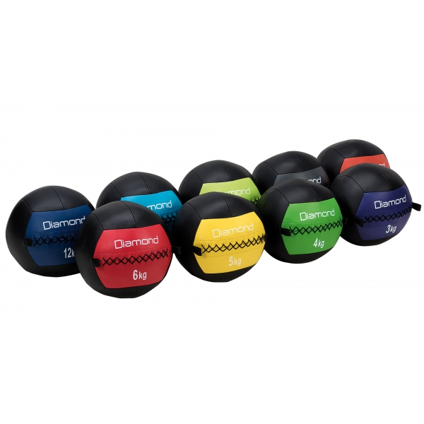 Functional Training  DIAMOND  Wall Ball 4 Kg