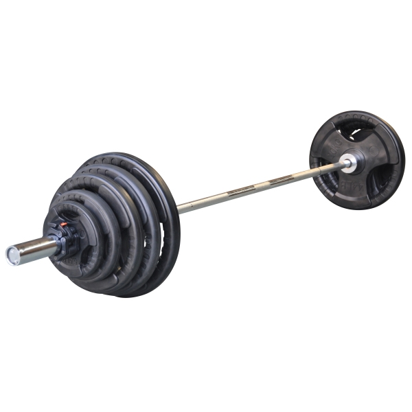 Dkn Olympic Barbell Set 130 Kg