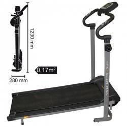 Tapis roulant MagneticiEVERFITTFK-Slim Mag