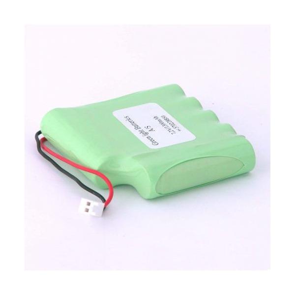 Ricambi elettrostimolatori  GLOBUS  Pacco batteria per Premium 200, Activa 600, Genesy 1000 e 1200