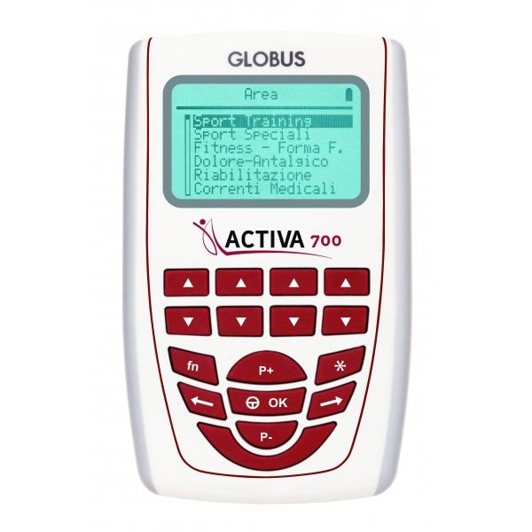 Elettrostimolatori  GLOBUS  Activa 700    (invio gratuito)