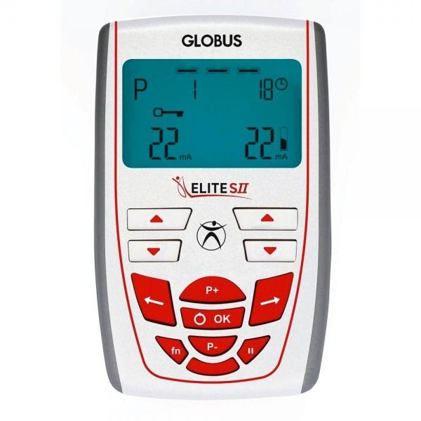 Elettrostimolatori  GLOBUS  Elite S II + 4 elettrodi OMAGGIO  (invio gratuito)