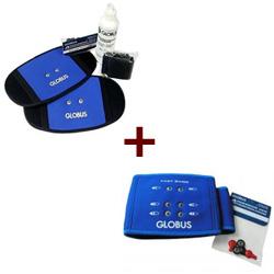 Elettrodi  GLOBUS  Fast Body Kit
