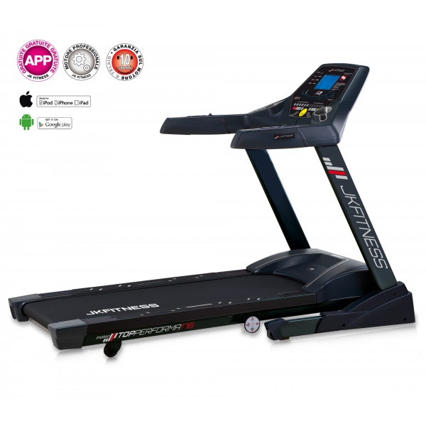 Tapis roulant  JK FITNESS  Top Performa 176 in PROMOZIONE