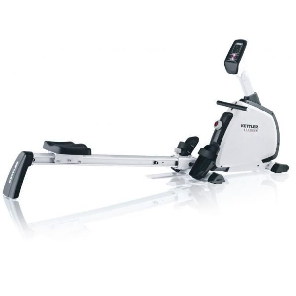 Vogatore Rower  KETTLER  Stroker con fascia cardio