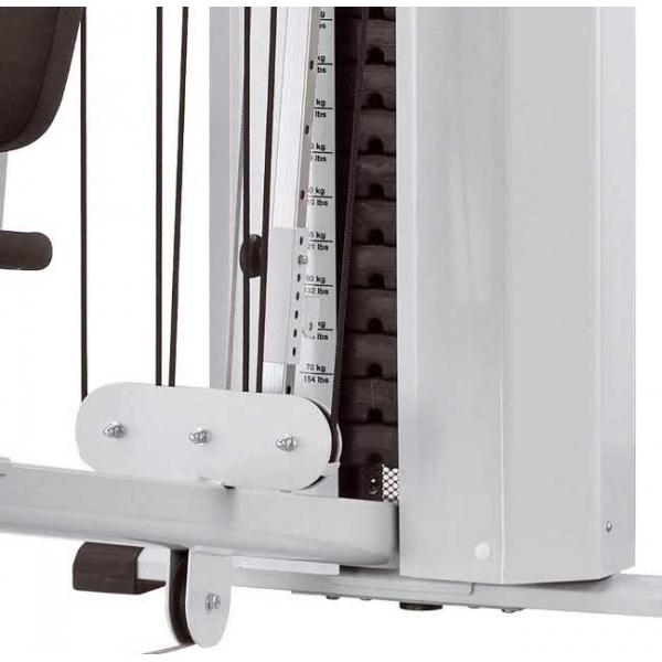 Accessori Pesistica  KETTLER  Set piastre da 20 Kg Kinetic Pesi (F5 e F7)