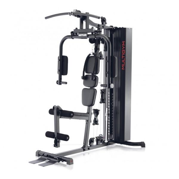 Kettler, Multi Gym 2013, Panca Multifunzione, Panca,