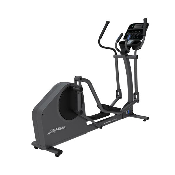 Ellittica  Life Fitness  E1 Track Connect