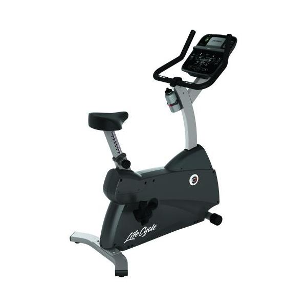Cyclette  Life Fitness  C1 Track Connect  (invio gratuito)