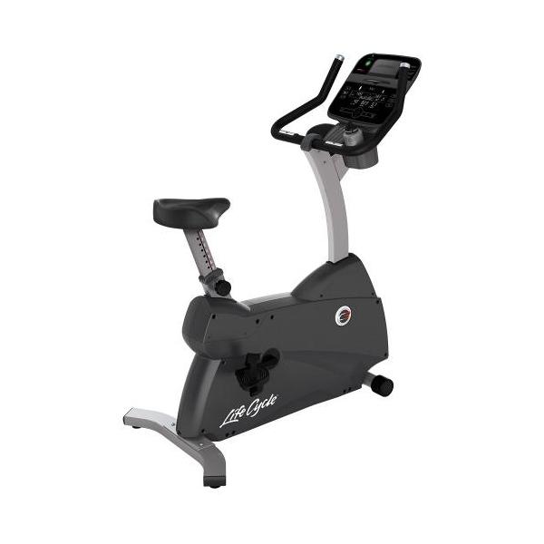 Cyclette  Life Fitness  C3 Track Connect  (invio gratuito)