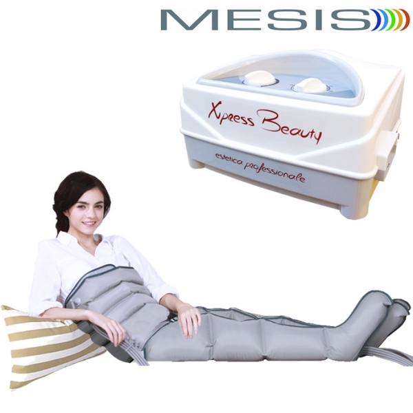 Pressoterapia  Mesis  Xpress Beauty con 2 gambali + Kit slim body   (invio gratuito)