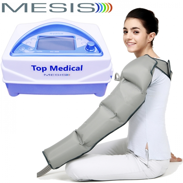 Pressoterapia  Mesis  Top Medical Premium con 1 Bracciale CPS