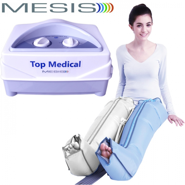 Pressoterapia  Mesis  Top Medical con 1 gambale