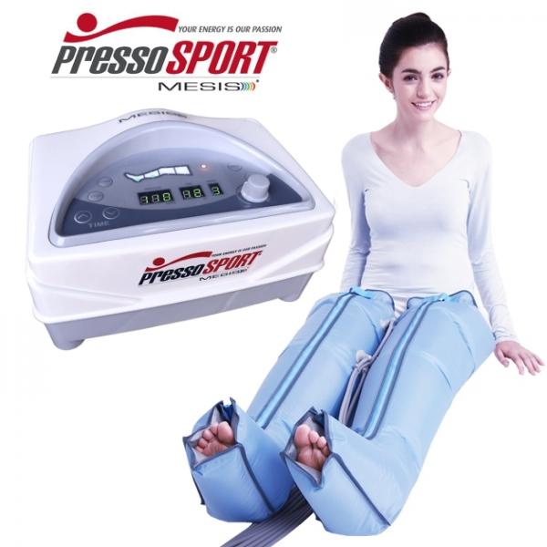 Pressoterapia  Mesis  PressoSport con 2 gambali CPS in promozione