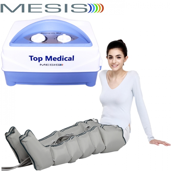 Pressoterapia  Mesis  Top Medical Six con 2 Gambali