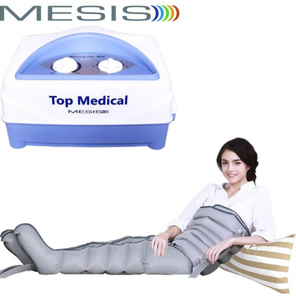 Pressoterapia  Mesis  Top Medical Six con 2 Gambali e Kit Slim Body