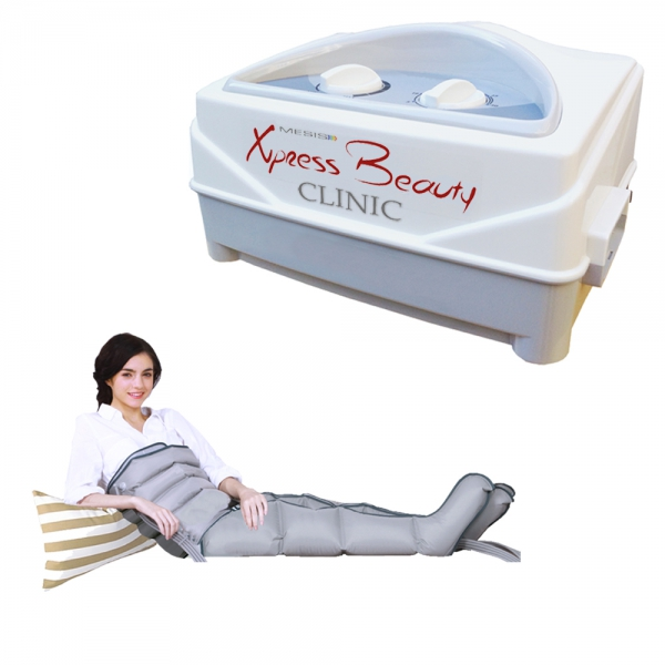 Pressoterapia  Mesis  Xpress Beauty Clinic con 2 gambali e Kit Slim Body