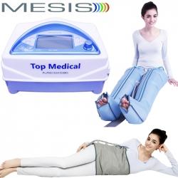 PressoterapiaMESISTop Medical Premium con 2 Gambali CPS e Kit Slim Body