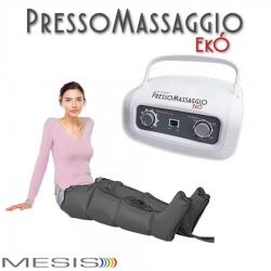 PressoterapiaMESISPressoMassaggio Ekò con 2 gambali IN PROMOZIONE