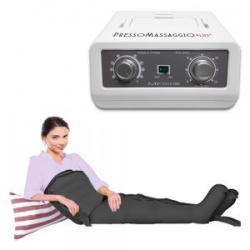 Pressoterapia MESIS Pressoterapia PressoMassaggio Plus+ con 2 gambali + Kit Slim Body