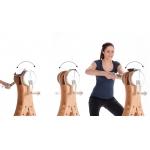 allenamento laterale