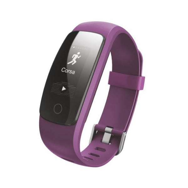 Braccialetti Fitness  TECHMADE  T-Fit 2.0 Purple
