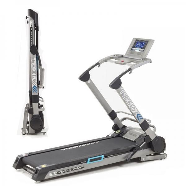 Tapis roulant  TOORX  TRX Power Compact + Fascia  (invio gratuito)