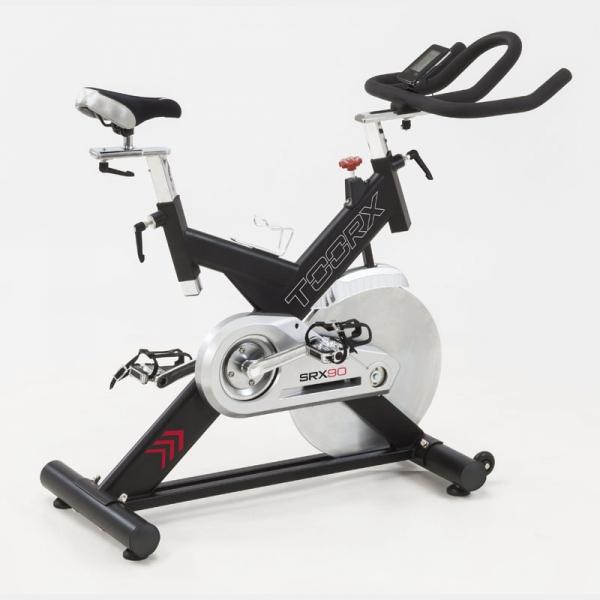 Gym bike  TOORX  SRX-90 con fascia cardio  (invio gratuito)