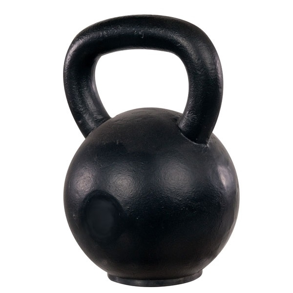 Functional Training  TOORX  Kettlebell da 10 Kg in ghisa con base in gomma