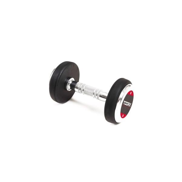 Manubri  TOORX  Manubrio Professionale Gommato 28 kg