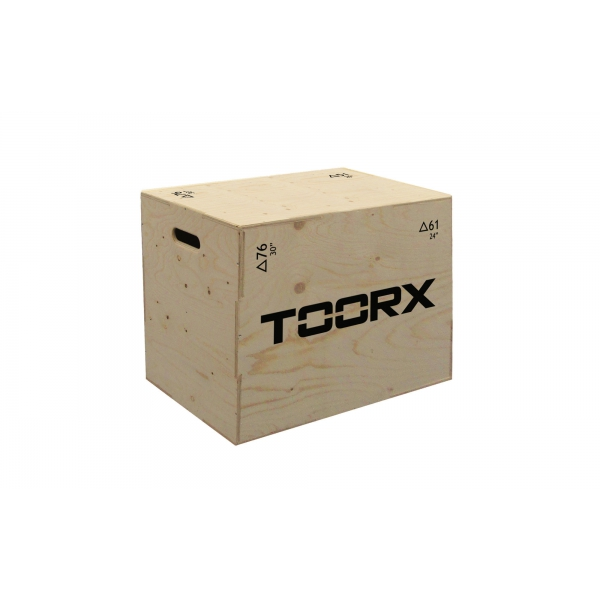 Functional Training  TOORX  Plyo box 3 in 1