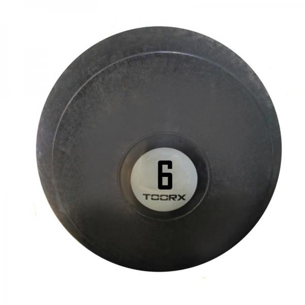 Functional Training  TOORX  Palla medica Slam Ball 6 Kg
