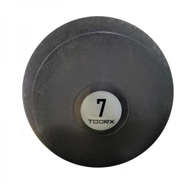 Functional Training  TOORX  Palla medica Slam Ball 7 kg