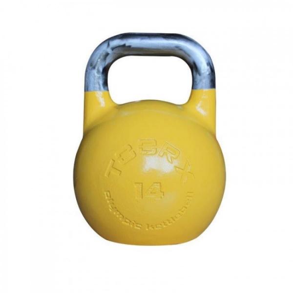 Functional Training  TOORX  kettlebell olimpionico acciaio 14 kg
