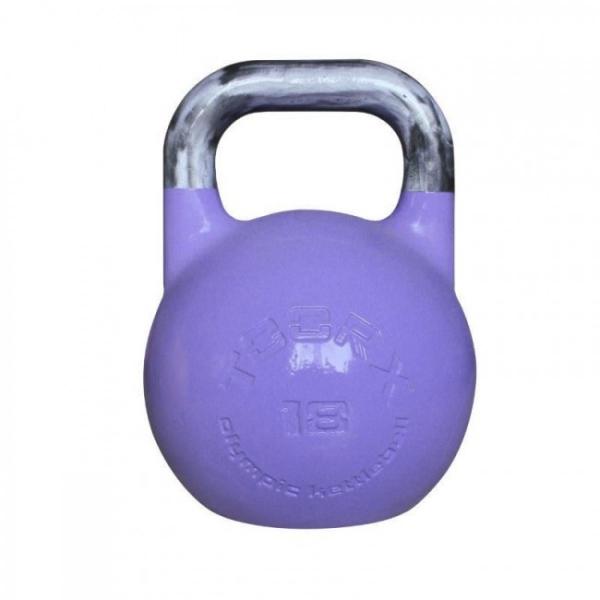 Functional Training  TOORX  kettlebell olimpionico acciaio 18 kg