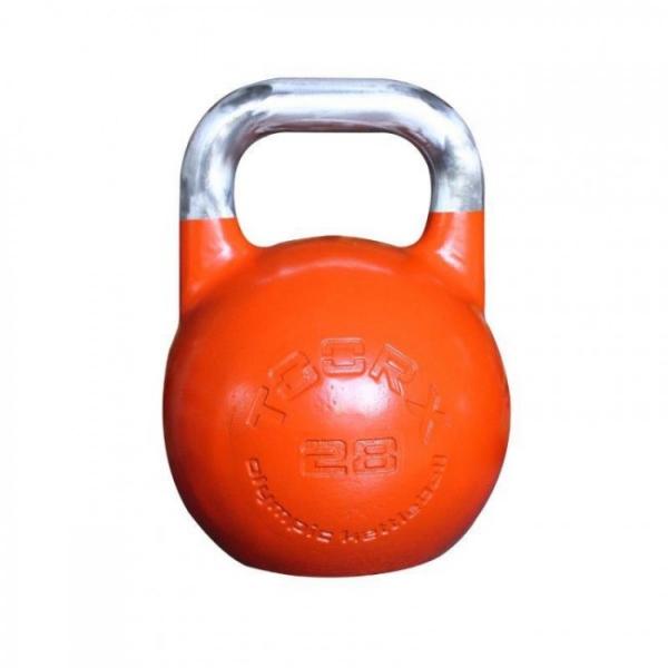 Functional Training  TOORX  kettlebell olimpionico acciaio 28 kg