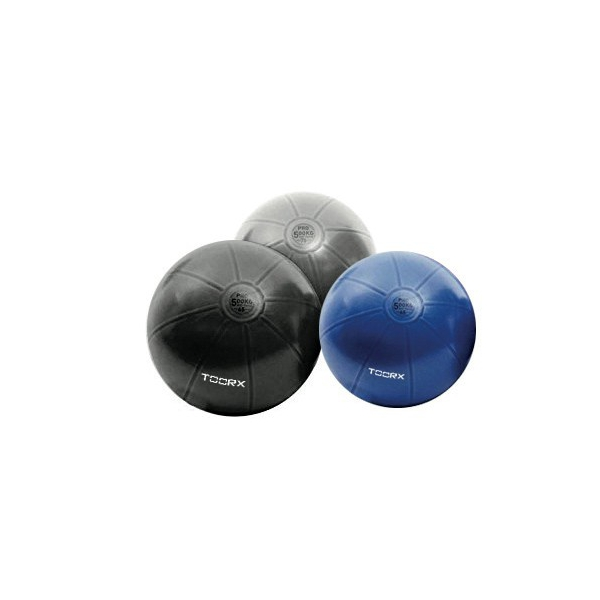 Functional Training  TOORX  Gym ball pro 55 cm con pompa inclusa