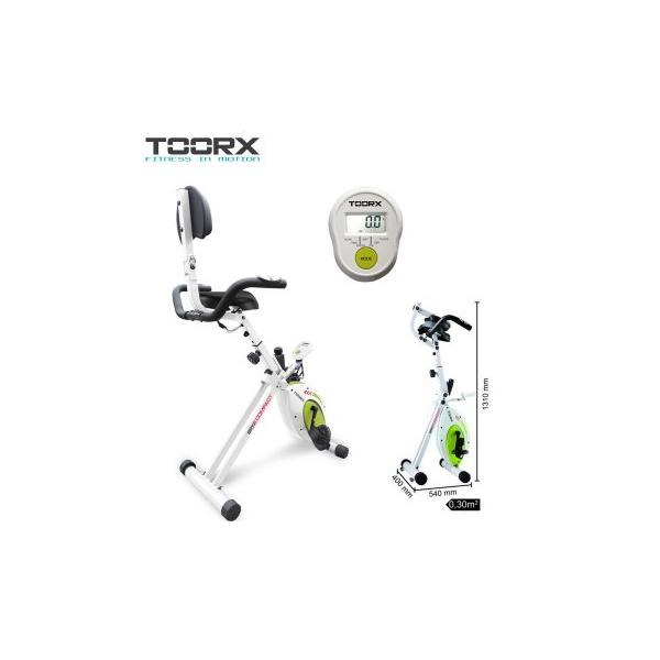 Cyclette  TOORX  BRX-R Compact  (invio gratuito)