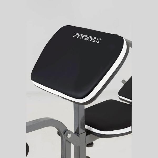 Accessori Pesistica  TOORX  Cuscino imbottito arm curl regolabile per WBX-60