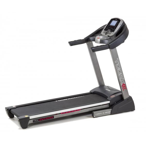 Tapis roulant  TOORX  TRX Endurance con fascia cardio + tappetino e spray in omaggio  (invio gratuito)