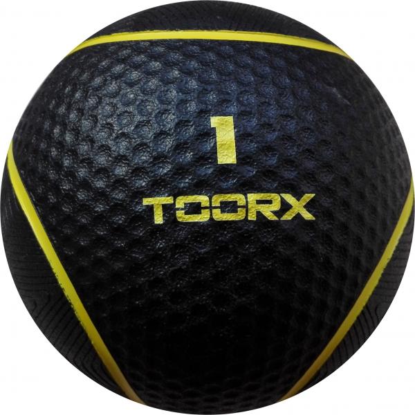 Functional Training  TOORX  Palla medica diametro 19,5 cm. 1 Kg