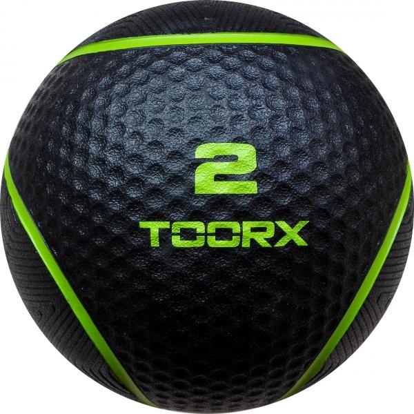 Functional Training  TOORX  Palla medica diametro 19,5 cm. 2 Kg