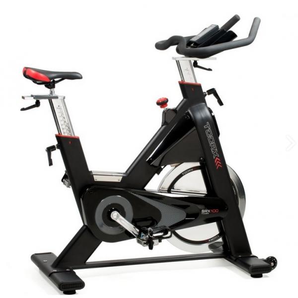 Gym bike  TOORX  SRX-100 con fascia cardio