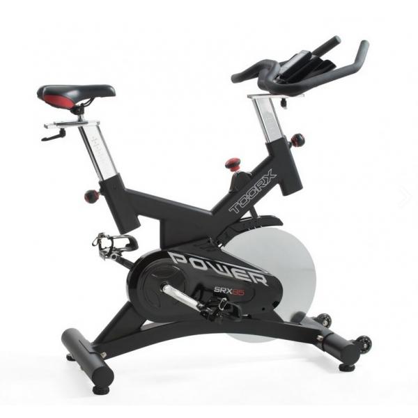 Gym bike  TOORX  SRX-85 con fascia cardio