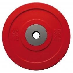 Pesi a discoTOORXCoppia Dischi Bumper Competition 25 Kg