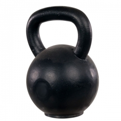 Functional Training TOORX Kettlebell da 4 Kg in ghisa con base in gomma