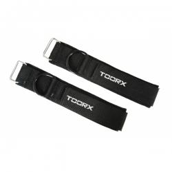 Accessori PesisticaTOORXCoppia cavigliera per trazioni con anello e velcro CAV-TA