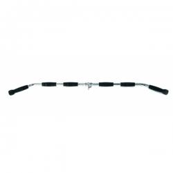 Accessori PesisticaTOORXBarra lat 122 cm. con 6 impugnature BL-122