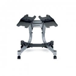 Accessori PesisticaTOORXCarrello porta pesi per 2 manubri a carico regolabile